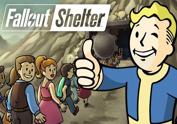 Як грати fallout shelter на pc