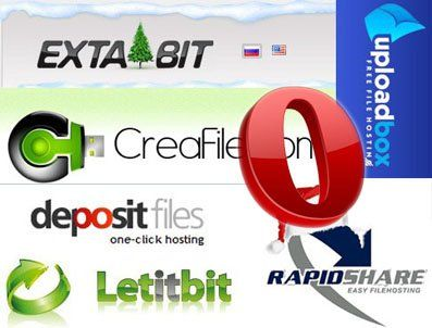 Download helper для опера покращує завантаження з сайтів хостинг файлів.