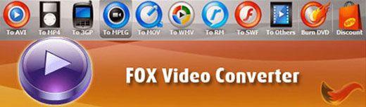 скачати Fox Video Converter