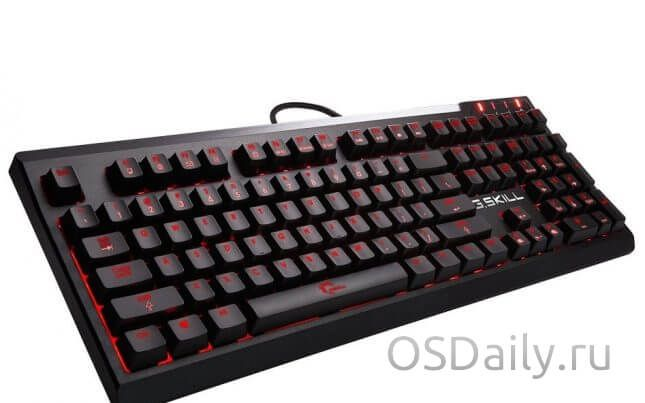 G.skill випускає ripjaws km570 мх механічну ігрову клавіатуру