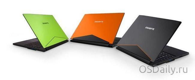 Gigabyte aero 14 - ноутбук з оновленою графікою geforce для відеокарти gtx 1060