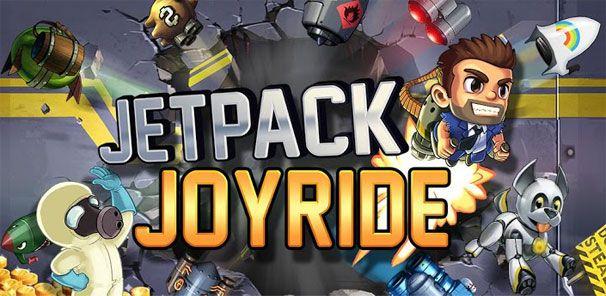Грати jetpack joyride на комп`ютері за допомогою bluestacks