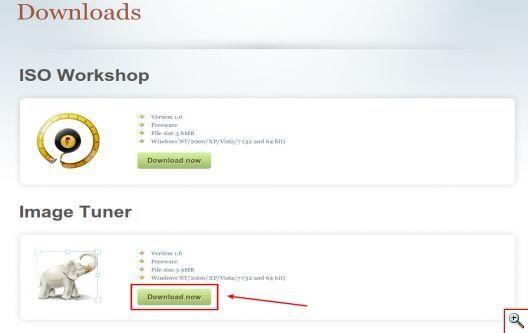 Image tuner - безкоштовна програма для обробки великої кількості фотографій