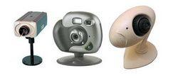 Які види бувають веб-камери?