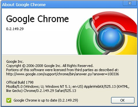 Як відключити автоматичне оновлення google chrome.