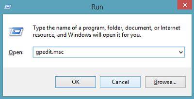 Як відключити інтеграцію skydrive в windows 8.1.
