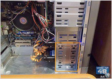 Як підключити жорсткий диск до комп`ютера або ноутбука