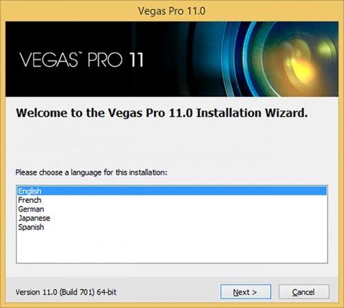 Як встановити sony vegas pro 11 x32 і x64