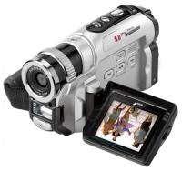 Як влаштована цифрова відеокамера?