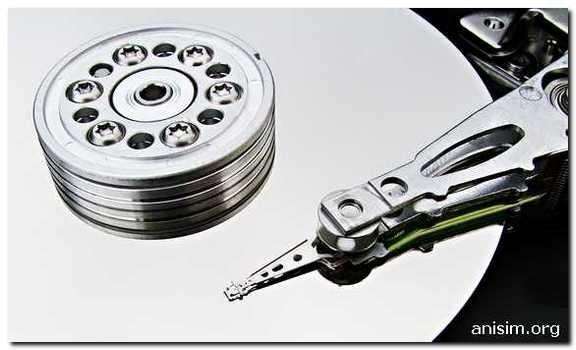 Контроль за станом жорсткого диска
