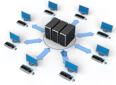 web-server-network