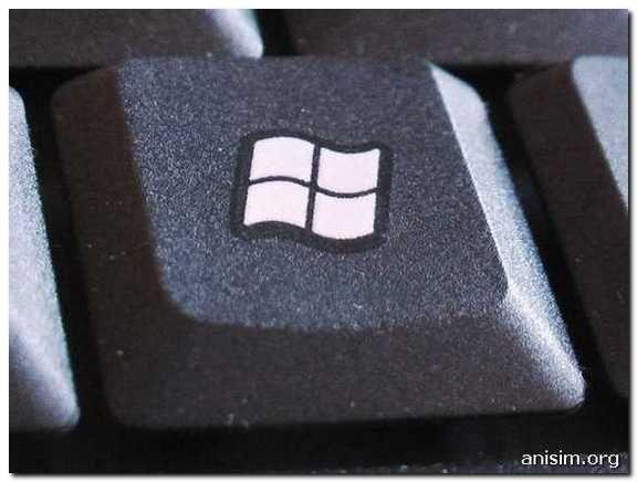 Клавіша windows