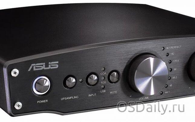 Компанія asus представляє xonar u7 mkii - usb звукову карту і підсилювач для навушників