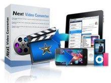 Next video converter огляд відеоконвертера