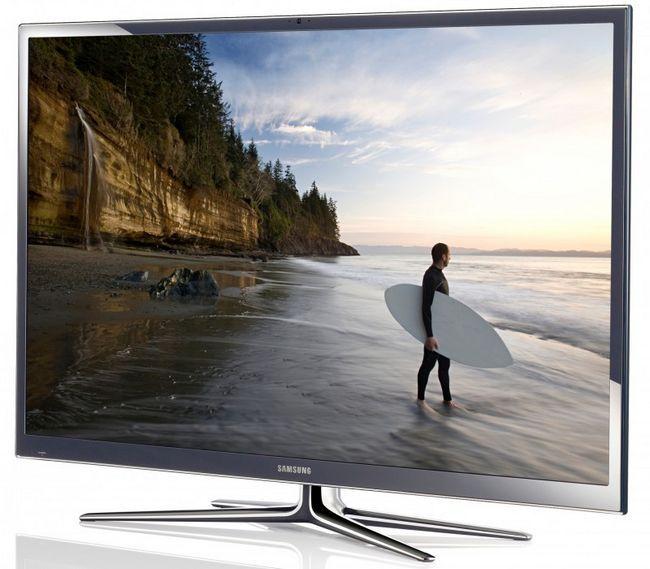 Нові технології в телевізорах samsung