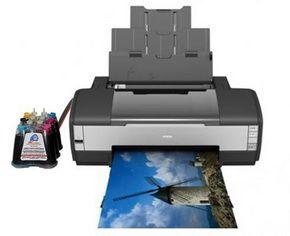 Огляд принтера epson stylus photo 1410