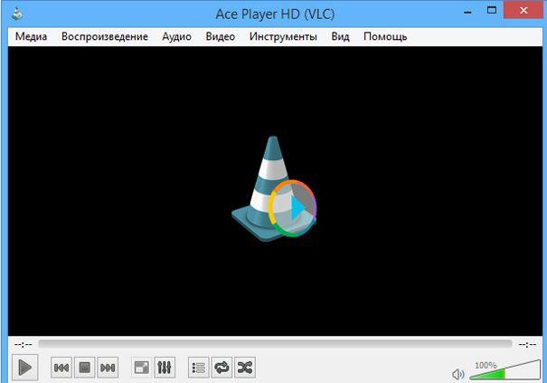 Огляд програми ace stream media
