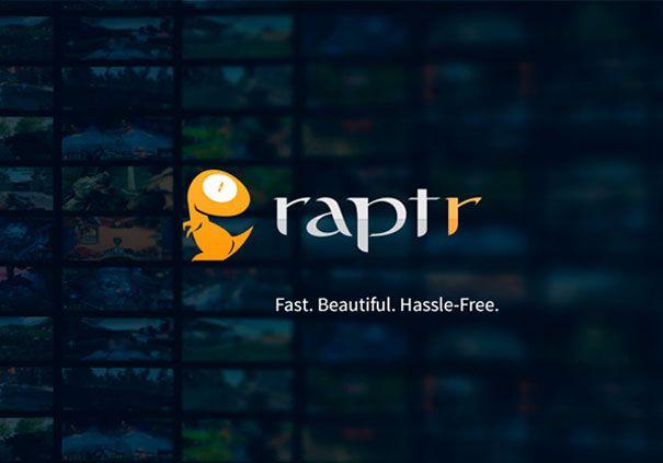 Огляд програми raptr