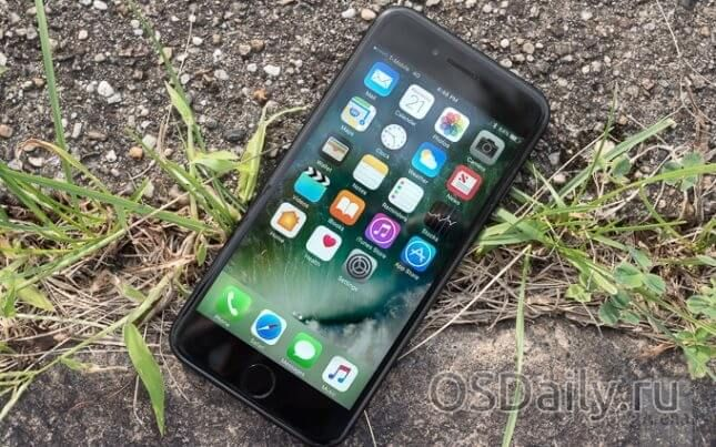 Огляд смартфона iphone 7