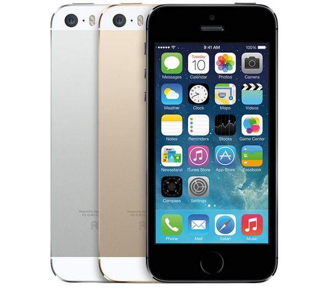 Огляд телефону iphone 5s від apple