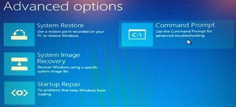 Помилка при завантаженні windows 8 - winload.exe.