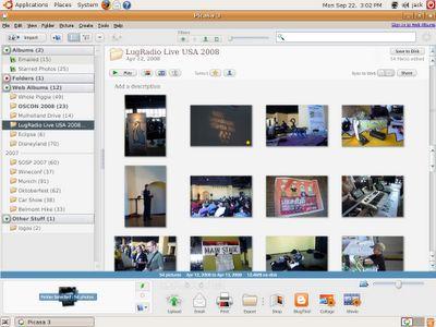 Picasa - для фотографій і відеоматеріалів, скачати російською