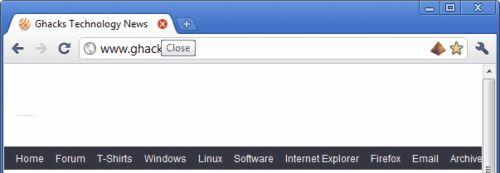 Запобігання виходу з google chrome після закриття останньої вкладки.