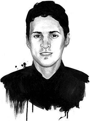 Павло Дуров