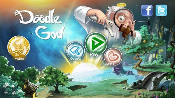 Комбінації в doodle god грі