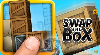 Проходження гри swap the box (docks, train, jungle, city)