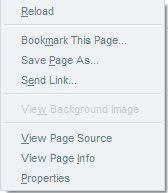 Редактор меню menu editor для firefox.