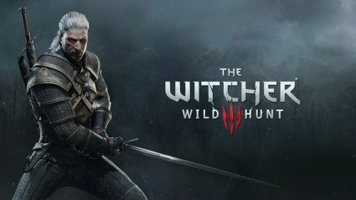 Заставка гри The Witcher 3: Wild Hunt