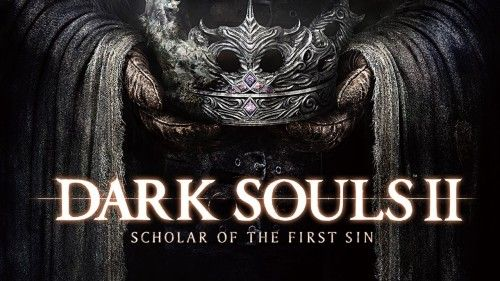 Заставка гри Dark Souls 2: Scholar of the First Sin
