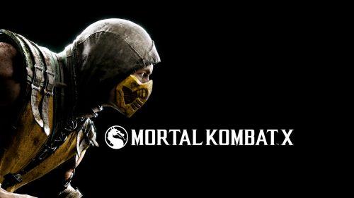 Заставка гри MortalCombatX