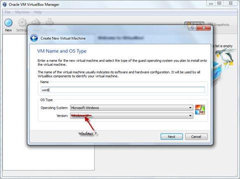 Керівництво по установці windows 8 в virtualbox.