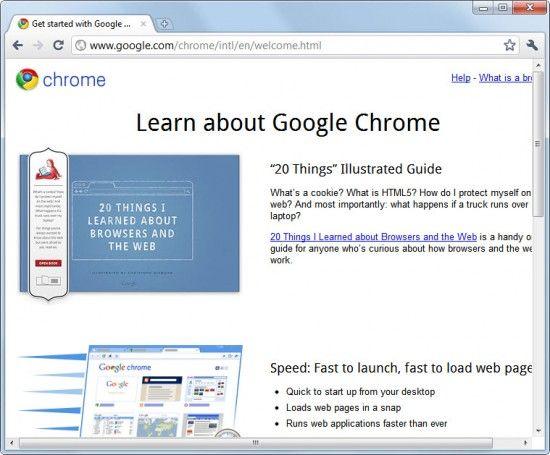 Викачуємо різні версії google chrome.