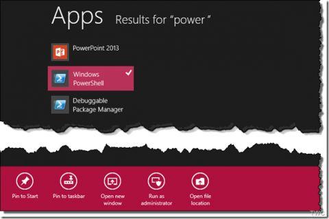 Скрипт powershell для створення виключення, перезавантаження, не виходячи із системи в windows 8.
