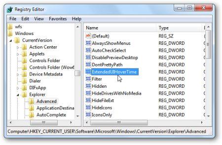 Топ 10 твиков реєстру Windows 7