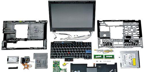 Усунення несправностей ноутбуків і комплектуючих.