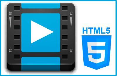 Відео плеєр html5