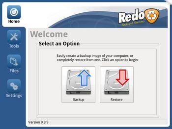 Відновлення та резервне копіювання жорсткого диска.