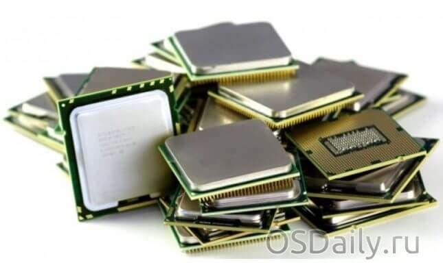 Вибираємо продуктивний процесор за результатами тесту passmark