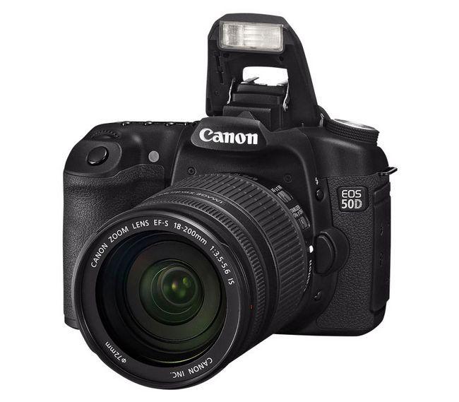 Вибір цифрового фотоапарата