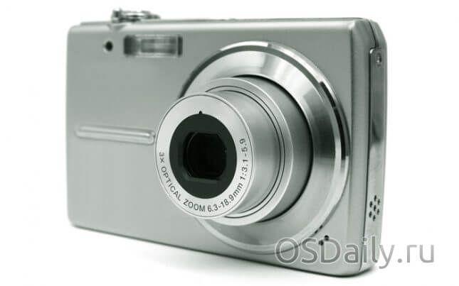 Вибір сучасного цифрового фотоапарата